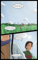 The Florist and the Chef: Pg 5 by TedChen