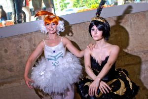 Otakon 2014 - Princesses of Dance(PS) 07 by VideoGameStupid