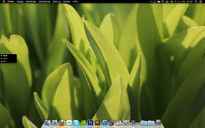 Mac Desktop - November 2012 2.0 by Jannomag
