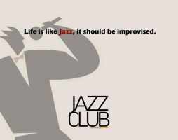 Jazz Club Manifesto by christafan