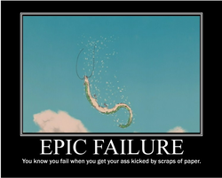 In Which Haku Fails by CloakedNobody