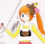 Naise and Lollipop mouse by xJewiex