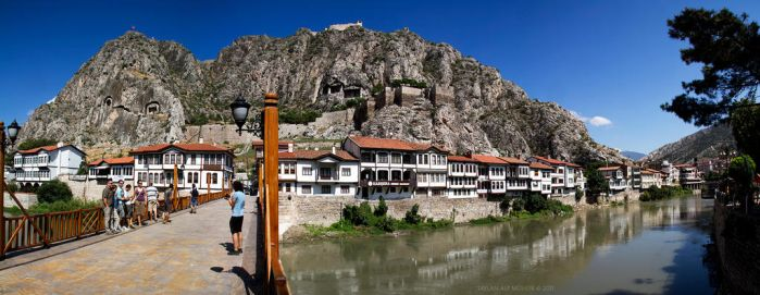 A View From Amasya 01 by SatanJager
