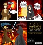Star Wars - Revenge of the Troll by edgar287