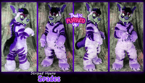 Spades Fullsuit Commission by ThatsFurredUp
