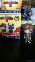 Httyd2 Hiccup Mystery Figure by Vesperwolfy87