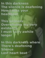 Deafening Silence by Hugabouv