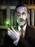 Zombie Lovecraft by Ito-Saith-Webb