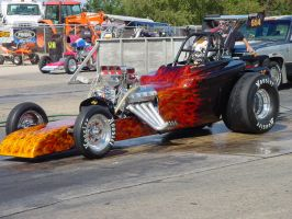 Dragster Paint job by spiglo