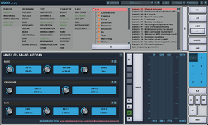 SkyBlue theme for Melda plugins by satYatunes