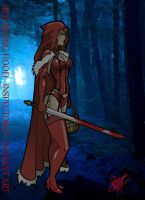 Red Riding Hood by Inspector97