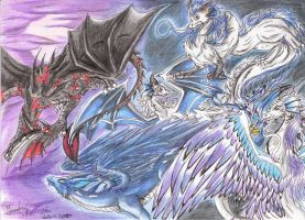 5 Dragon by Noin-Dark