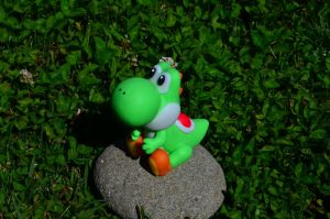 Yoshi Clay Tutorial! by CraftDragons