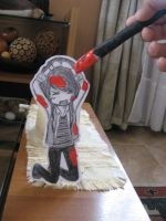 Jaejoong Colors Paperchild by MiyuBooChan