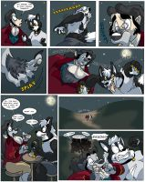 Comic- SimpleMinded Werewolves by Fyuvix