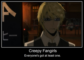 Creepy Fangirls by NilesDaughter