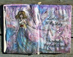 My First Art Journal by mystic-fae