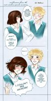 Confessions from the North Westeros Gakuen Academy by Sirilu