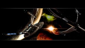 Star Trek: Crusade by methosivanhoe