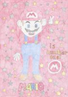 Mario is number one by xFlowerstarx