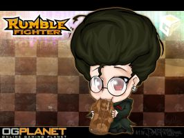 Rumble Fighter GM Cookie by Darkness1999th
