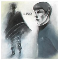 :mr.SPOCK: by half-ralf