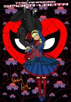 The Amazing Spider-Lolita by khriztian