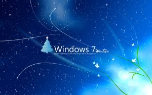 Windows 7 Winter 6 by Biohazarad
