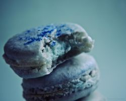 Macarons Bubble Gum 1/3 by ClaraLG
