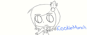 Lol sketch... 8D Maybe. by Externity