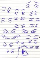 eye tips by miwizas