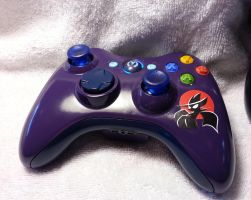 Mare Do Well Xbox 360 Controller by Nightowl3090