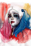 SUICIDE SQUAD - HARLEY QUINN by darapark44