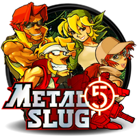 Metal Slug 5 game icon by 19Sandman91