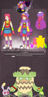distortion oct ref sheet Lisa Keiss by Nyaph