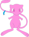 Gum the Mew by kasanelover