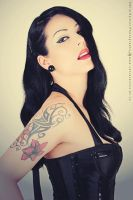 I'm a Bettie Page by Mrs-Ivy