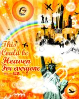 A heaven for everyone by air-force-1