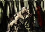 Are you the huntsman .. or the wolf? by My-Sword-is-Bigger