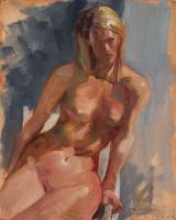 Figure Study No. 226 by AaronMiller