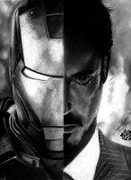 the Iron Man by j2ag