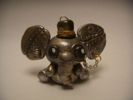 Steampunk Elephant by XDtheBEASTXD