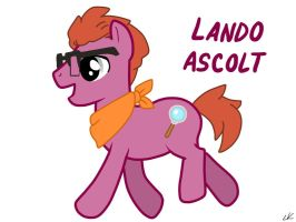 Lando Ascolt by OkamiRemedy