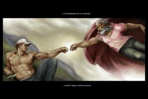 Creation of The Bro Fist by TheStink411