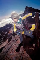 Hope Estheim_Final Fantasy XIII-2 by AMPLE-COSPLAY