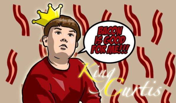 All Hail King Curtis by hocuspukeus