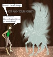 Comic: Everyday We're Shufflin'...Houses Page 10 by AgentQStables