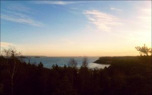 Archipelago Afternoon View On October 19   by eskile