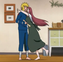 Minato x Kushina Best Couple of Naruto by camoad