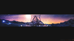 AeonWolf Channel Art by JaymenGFX